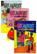 Bronze Age (1970-1979):Cartoon Character, Fat Albert File Copies Group (Gold Key, 1974-79) Condition: AverageVF/NM.... (Total: 26 Comic Books)