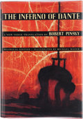 Books:Signed Editions, Robert Pinsky. The Inferno of Dante. A New Verse Translation. Illustrated by Michael Mazur. With Notes by Nicole...