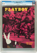 Magazines:Vintage, Playboy #12 (HMH Publishing, 1954) CGC VF 8.0 White pages....