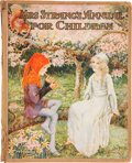 Books:Children's Books, Mrs. Strang's Annual for Children. London: Humphrey Milford/ Oxford University Press, [n.d., circa 1920]. Some color pl...