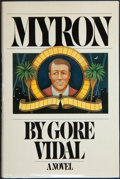 Books:Signed Editions, Gore Vidal. Myron. A Novel. New York: Random House, [1974]. First edition. Signed by the author on the title p...