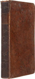 Books:First Editions, Horatio Gates Spafford. A Gazetteer of the State ofNew-York. Albany: Printed and Published by H. C. Southwick,1813...