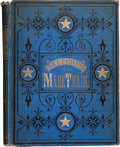 Books:First Editions, [Samuel Clemens]. Mark Twain's Sketches, New and Old.Hartford, Conn. and Chicago: The American Publishing Company, ...