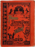 Books:First Editions, [Samuel Clemens]. Mark Twain. Punch Brothers, Punch! AndOther Sketches. New York: Slote, Woodman & Co., [1878]....