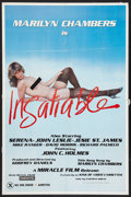"""Movie Posters:Adult, Insatiable (Miracle Films, 1980). One Sheet (27"""" X 41""""). Adult.. ..."""