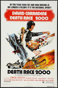 "Movie Posters:Cult Classic, Death Race 2000 (New World, 1975). One Sheet (27"" X 41""). CultClassic.. ..."