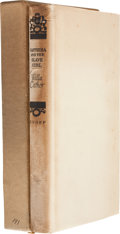Books:Signed Editions, Willa Cather. Sapphira and the Slave Girl. New York: Alfred A. Knopf, 1940. First edition limited to 520 copies, of ...