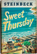 Books:First Editions, John Steinbeck. Sweet Thursday. New York: The VikingPress,1954. First edition, first issue dust jacket. Octavo. x, ...