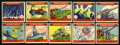 "Non-Sport Cards:Sets, 1940's R40 ""Defending America"" Complete Set (48). ..."