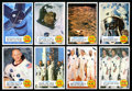 "Non-Sport Cards:Sets, 1969 Topps ""Man On The Moon"" Complete A and B Set (55). ..."