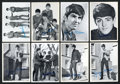 Non-Sport Cards:Sets, 1964 Topps The Beatles-1st Series Complete Set (60). ...
