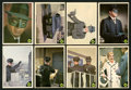 "Non-Sport Cards:Sets, 1966 Donruss R818-8 ""Green Hornet"" Photos Complete Set (44). ..."