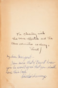 Books:Signed Editions, Ernest Hemingway. For Whom the Bell Tolls. New York: Charles Scribner's Sons, 1940.. First edition, first issue (w...
