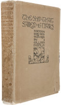 Books:First Editions, William M. Timlin. The Ship That Sailed To Mars, AFantasy. New York: Frederick A. Stokes Company, [1923]. ...
