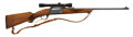 Military & Patriotic:WWII, Fine Condition Savage Model 99 Heavy Stock Rifle in Caliber .308 Winchester, #921011....