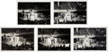 Music Memorabilia:Photos, Beatles Houston 1965 Concert Photos.... (Total: 5 )