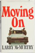 Books:Signed Editions, Larry McMurtry. Moving on. New York: Simon and Schuster,[1970]. First edition, first printing. Signed by the auth...