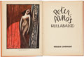 Books:First Editions, Peter Arno. Peter Arno's Hullabaloo. [New York]: HoraceLiveright, [ 1930]. First edition. Original cloth boards. Bo...