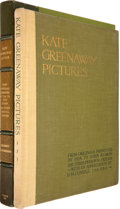Books:First Editions, Kate Greenaway [illustrator]. H. M. Cundall. Kate GreenawayPictures: From Originals Presented by Her to JohnRusk...