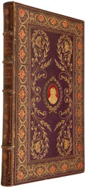 Books:Fiction, William Shakespeare. W[illiam] E[rnest] Henley [editor]. TheWorks of Shakespeare, Volume I: [The Tempest and...