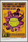"Movie Posters:Documentary, Mondo Hollywood (Emerson Film Enterprises, 1967). One Sheet (27"" X 41""). Documentary.. ..."