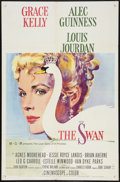 """Movie Posters:Romance, The Swan (MGM, 1956). One Sheet (27"""" X 41""""). Romance.. ..."""