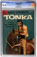 Silver Age (1956-1969):Western, Four Color #966 Tonka - File Copy (Dell, 1959) CGC NM 9.4 Off-whitepages....