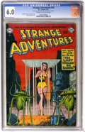 Golden Age (1938-1955):Science Fiction, Strange Adventures #23 (DC, 1952) CGC FN 6.0 Cream to off-whitepages....
