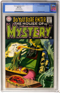 Silver Age (1956-1969):Horror, House of Mystery #176 (DC, 1968) CGC NM 9.4 Cream to off-whitepages....