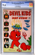 Bronze Age (1970-1979):Cartoon Character, Devil Kids #54 File Copy (Harvey, 1972) CGC NM+ 9.6 Off-white towhite pages....