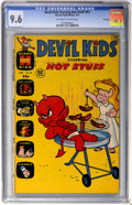 Bronze Age (1970-1979):Cartoon Character, Devil Kids #53 File Copy (Harvey, 1972) CGC NM+ 9.6 Off-white towhite pages....