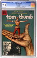 Silver Age (1956-1969):Adventure, Four Color #972 Tom Thumb - File Copy (Dell, 1959) CGC VF- 7.5 Off-white pages....