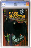 Bronze Age (1970-1979):Horror, Dark Shadows #8 File Copy (Gold Key, 1971) CGC NM 9.4 Off-whitepages....