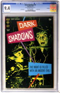 Bronze Age (1970-1979):Horror, Dark Shadows #6 File Copy (Gold Key, 1970) CGC NM 9.4 Off-whitepages....