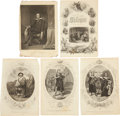 Antiques:Posters & Prints, Thirty-Eight 19th Century Steel Engraved Illustrations DepictingScenes from Shakespeare. From The Complete Works of Shake...(Total: 38 Items)