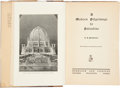 Books:First Editions, L. B. Pemberton. A Modern Pilgrimage to Palestine.Philadelphia: Dorrance and Company, 1925. First edition. Octa...