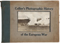 Books:Non-fiction, Francis J. Reynolds and C. W. Taylor. Collier's Photographic History of the European War. New York: P. F. Collie...