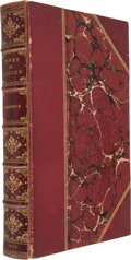 Books:First Editions, William H. Ainsworth. [George Cruikshank, illustrator]. TheTower of London. A Historical Romance. London: Rich...