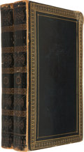 Books:Non-American Editions, Junius [attributed to Sir Philip Francis]. State NominisUmbra. London: T. Bensley, 1805. New edition. Two octav...(Total: 2 Item Items)