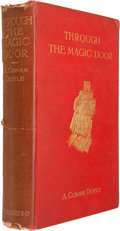 Books:First Editions, Arthur Conan Doyle. Through the Magic Door. London: Smith,Elder & Co., 1907. First edition. Octavo. 274 pages with ...