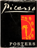 Books:First Editions, [Pablo Picasso]. Christopher Czwiklitzer. Picasso's Posters.New York: Random House, [1971]. First American edit...