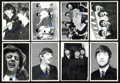 Non-Sport Cards:Sets, 1964 Topps The Beatles-3rd Series Complete Set (50). ...