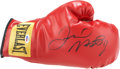 Boxing Collectibles:Autographs, Floyd Mayweather Signed Boxing Glove....