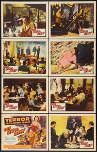 """The 27th Day (Columbia, 1957). Lobby Card Set of 8 (11"""" X 14""""). Science Fiction. ... (Total: 8 Items)"""