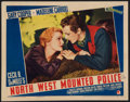 """Movie Posters:Adventure, North West Mounted Police (Paramount, 1940). Lobby Card (11"""" X14""""). Adventure.. ..."""