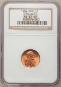 Lincoln Cents, 1984 1C Doubled Die Obverse MS67 Red NGC. FS-101. NGC Census:(119/41). PCGS Population (153/16). Mintage: 8,151,078,912. N...