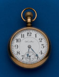 Timepieces:Pocket (post 1900), Hamilton, 21 Jewel, 18 Size, Grade 940. ...