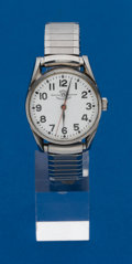 Timepieces:Wristwatch, Ball, Official Standard Trainmaster. ...