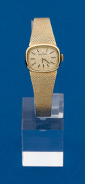 Timepieces:Wristwatch, Rolex, 14k, Ladies Bracelet Watch. ...