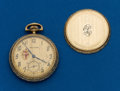 Timepieces:Pocket (post 1900), Waltham, 12 Size, 7 Jewel. ...